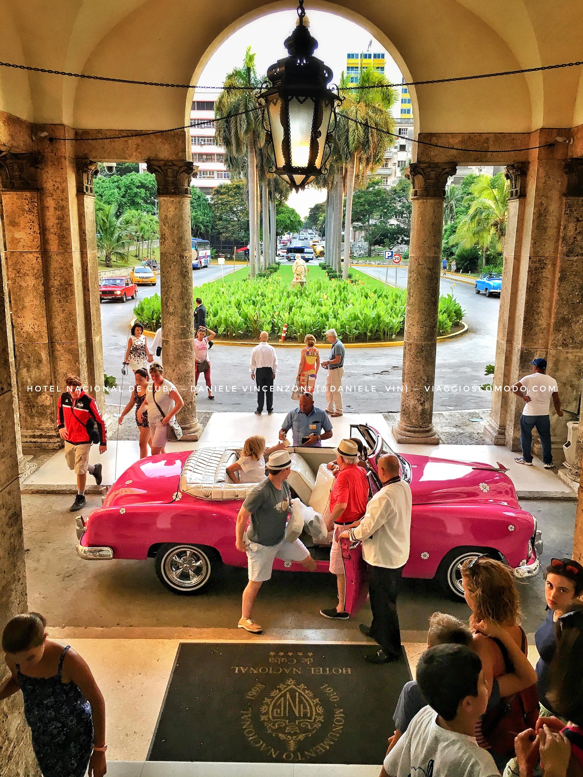 Hotel Nacional de Cuba - Vedado, L'Avana