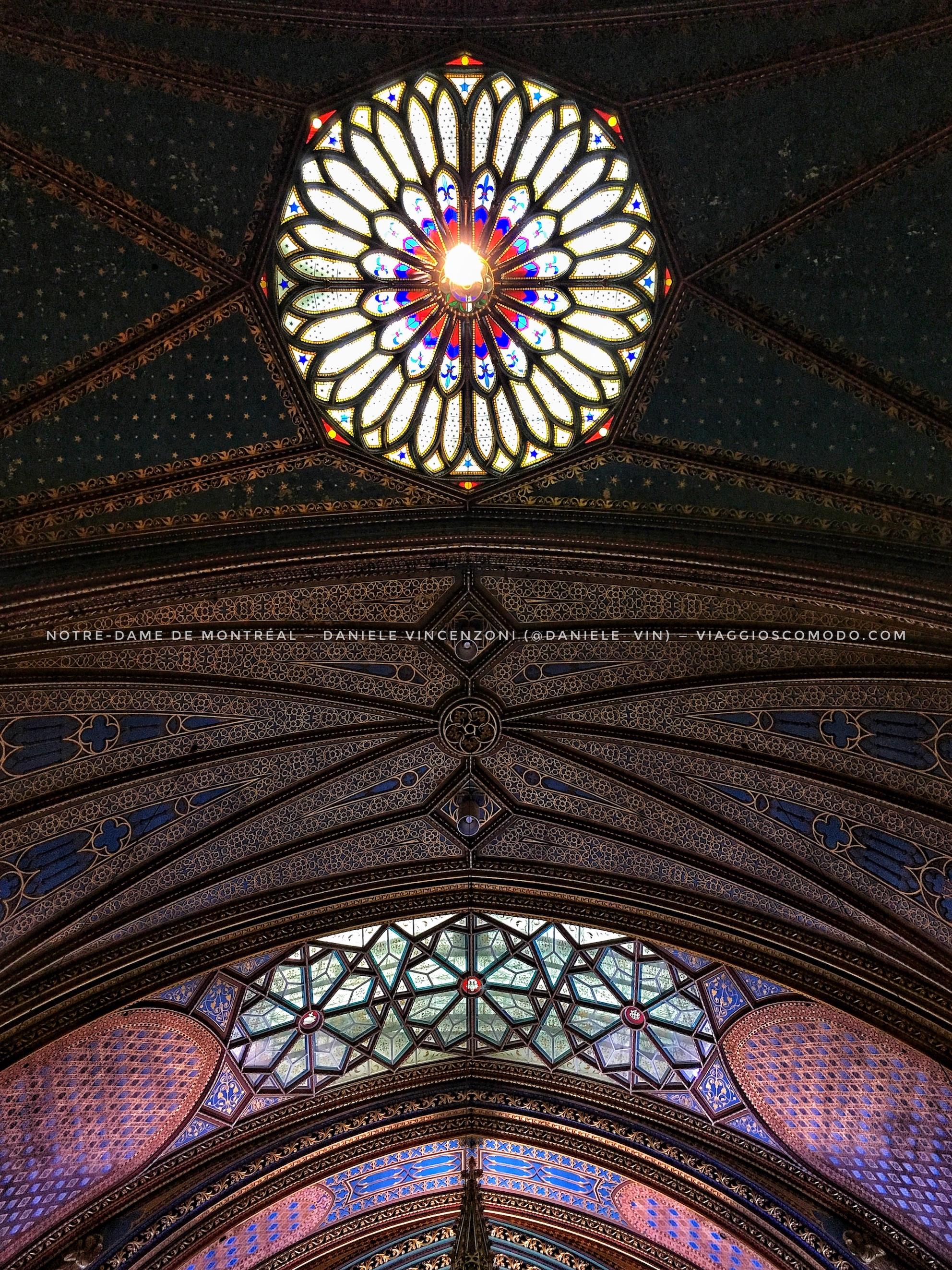 Notre-Dame de Montréal, Canada — Volta